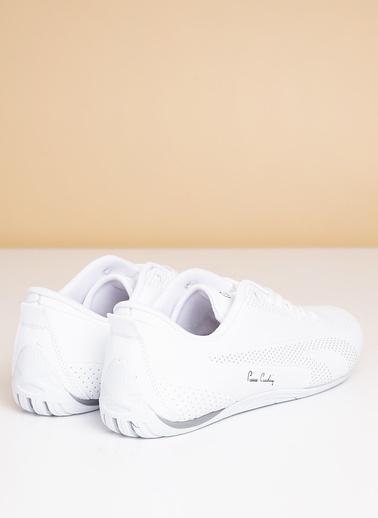 Pierre Cardin Pc30073 Erkek Spor Ayakkabı Beyaz